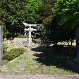 「生野の変」ゆかりの地を訪ねて。 その3 <山口護国神社(生野義挙志士殉難之地)>