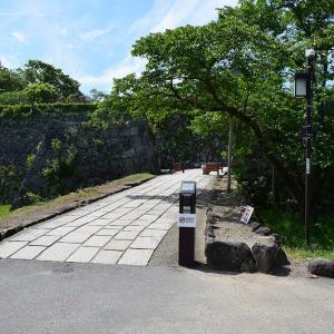 丹波国篠山城跡を歩く。 その1 ~内堀~