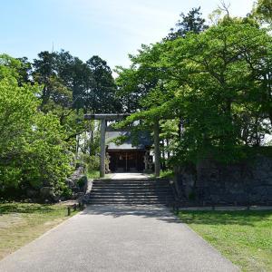 丹波国篠山城跡を歩く。 その4 ~本丸・天守台~
