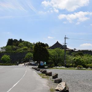 丹波国篠山城跡を歩く。 その5 ~三の丸、外堀、馬出~