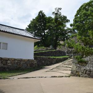 国宝・彦根城を歩く。 その3 <太鼓丸~太鼓門櫓~本丸>