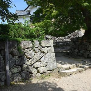 国宝・彦根城を歩く。 その5 <西の丸~出曲輪>