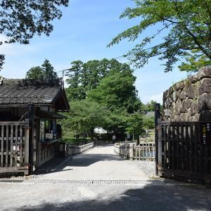 国宝・彦根城を歩く。 その6 <楽々園~玄宮園>