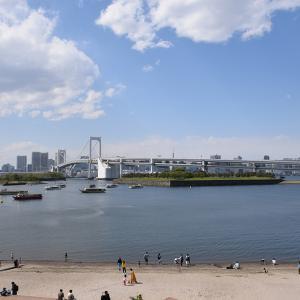 江戸湾を守った海上の砲台「品川台場」を歩く。 その1