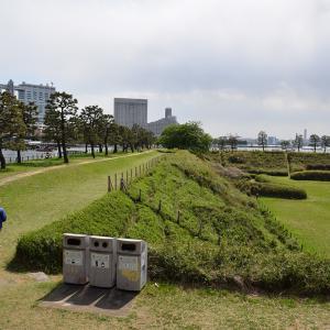 江戸湾を守った海上の砲台「品川台場」を歩く。 その2