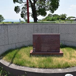 近江坂本城跡を歩く。 その2 <本丸跡>