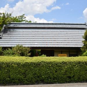 波多野秀治の子孫が暮らした波多野屋敷跡。