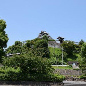丹波福知山城を歩く。 その1 <堀跡~本丸下帯曲輪>