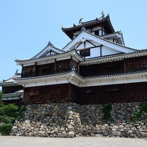 丹波福知山城を歩く。 その3 <天守>