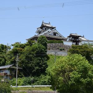 丹波福知山城を歩く。 その4 <遠景>
