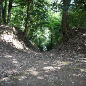 丹後一色氏の最後の砦、弓木城跡を歩く。 その2