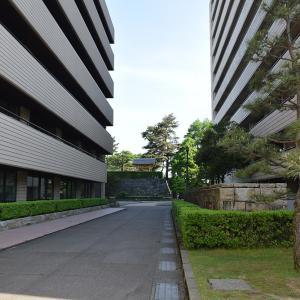 越前松平家の福井城跡を歩く。 その3 ~天守台~
