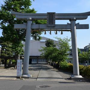 越前松平家の福井城跡を歩く。 その4 ~福井神社~