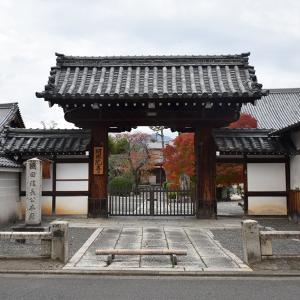 織田信長が眠る京都・阿弥陀寺。