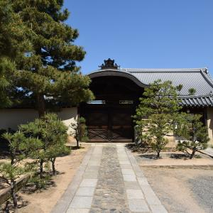 秀吉が信長の追善菩提のために建立した大徳寺総見院。