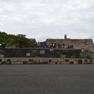 江戸城を歩く。 その7 「天守台」