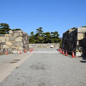海に浮かぶ要塞、讃岐高松城を歩く。 その2 <桜御門、三ノ丸(披雲閣)>