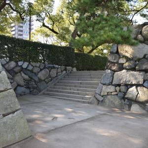 海に浮かぶ要塞、讃岐高松城を歩く。 その5 <本丸、天守台>