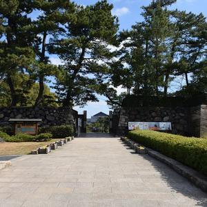 海に浮かぶ要塞、讃岐高松城を歩く。 その6 <外周、東の丸>