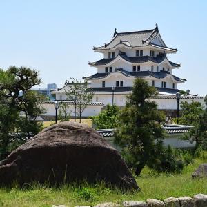 平成最後の築城、145年ぶりに甦った尼崎城天守。