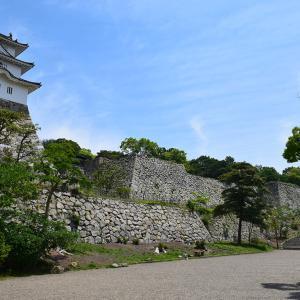 築城400周年の明石城を歩く。 その3 <南帯郭>