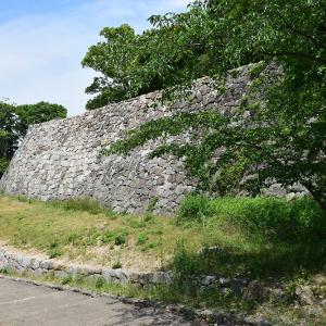 築城400周年の明石城を歩く。 その4 <稲荷郭>