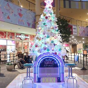 【名古屋観光】 金山駅周辺のクリスマスツリー巡り