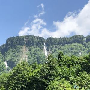 称名滝と立山あるぺん村