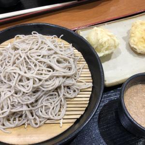 小木曽製粉所 富山中島店でごまくるみダレそば