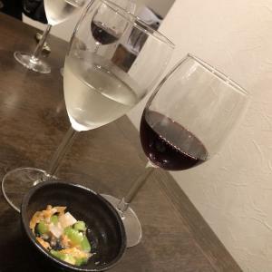 シンバルで日本ワインとテリーヌ