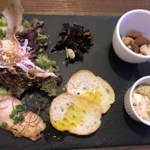 ボルカノ菜園バル富山駅前店のバル飲みセット