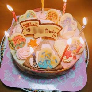娘の誕生日。