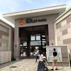 木更津アウトレットに行ってきました。