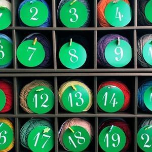 ハマナカ アドベントカレンダー2020ついに開封!