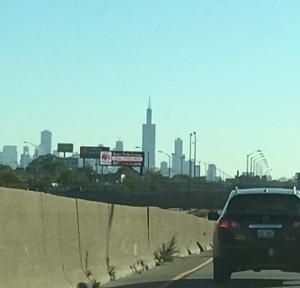 久々のシカゴ