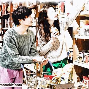 メンズ無料編み図ペア☆彼とお揃いで楽しめるケーブルセーター