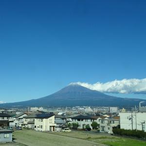 東海道新幹線から