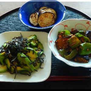 野菜だけの朝食~糖質オフ朝食