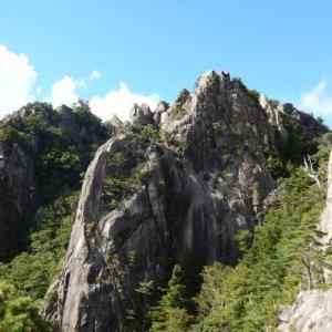 日本のヨセミテ!小川山