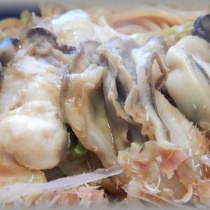 牡蠣入りソース焼きそば~ちょっと大人味