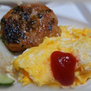 しょぼい朝食~反省