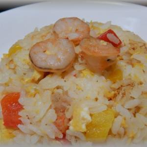 海老炒飯~たまーに食べたい!