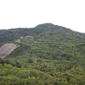 日本百名山・光岳へ
