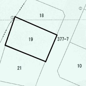志免町桜丘4丁目土地 価格変更