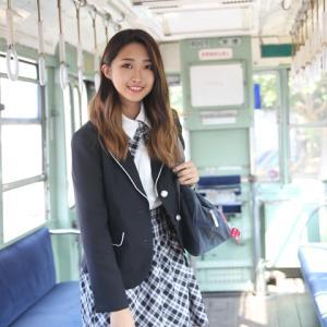 電車のある街(上川菜月)