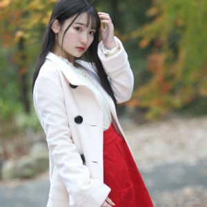モデルの魅力(村田りえる)