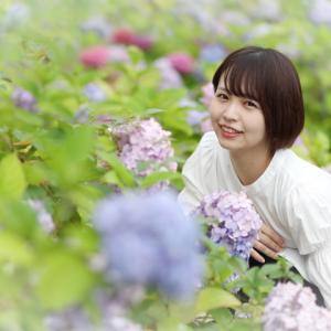 紫陽花(今西あやな)