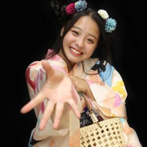 浴衣ファッションショー(Mihiro)