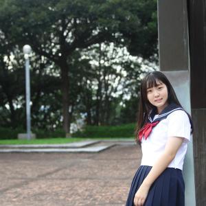 注目の女の子2(久遠ちゃん)
