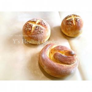 木の実&パンの盛りカゴのパン作り / YHGディプロマコース